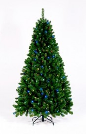 ARCTIC SPRUCE 240 cm - multicoloured