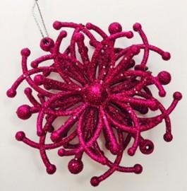 Pink Star 10cm